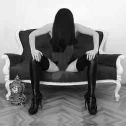 Black Silence by sanjab