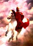 Jesus, Rider on a White Horse