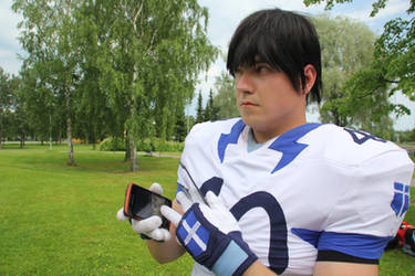 Animecon XI Eyeshield 21 How these things work?? by Tappajapappi