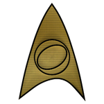 Star Trek TOS Science Officer's Patch by Agent-0013