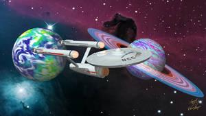 Habitable Moon and Enterprise
