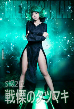 Tatsumaki - One punch man - 2
