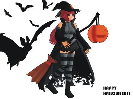 Happy Halloween Xeno