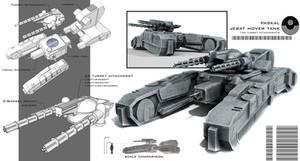 PASKAL Jebat Hover Tank