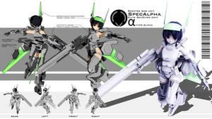 SPECTRE SpecAlpha by XenoAisam
