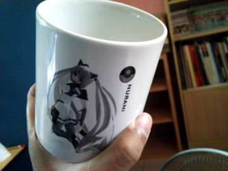 Nurani Mug by XenoAisam