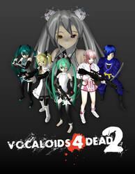 Teaser: Vocaloids 4 Dead 2 by XenoAisam