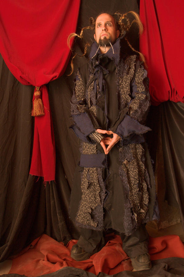 Patchwork winter coat by Zoluna