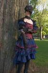steampunk lolita trash chic