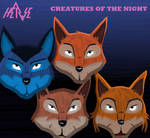 Creatures of the night by PeterCriss