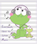 Frog's Music