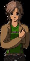 Shingeki no Kyojin OC: Melodie Himmel