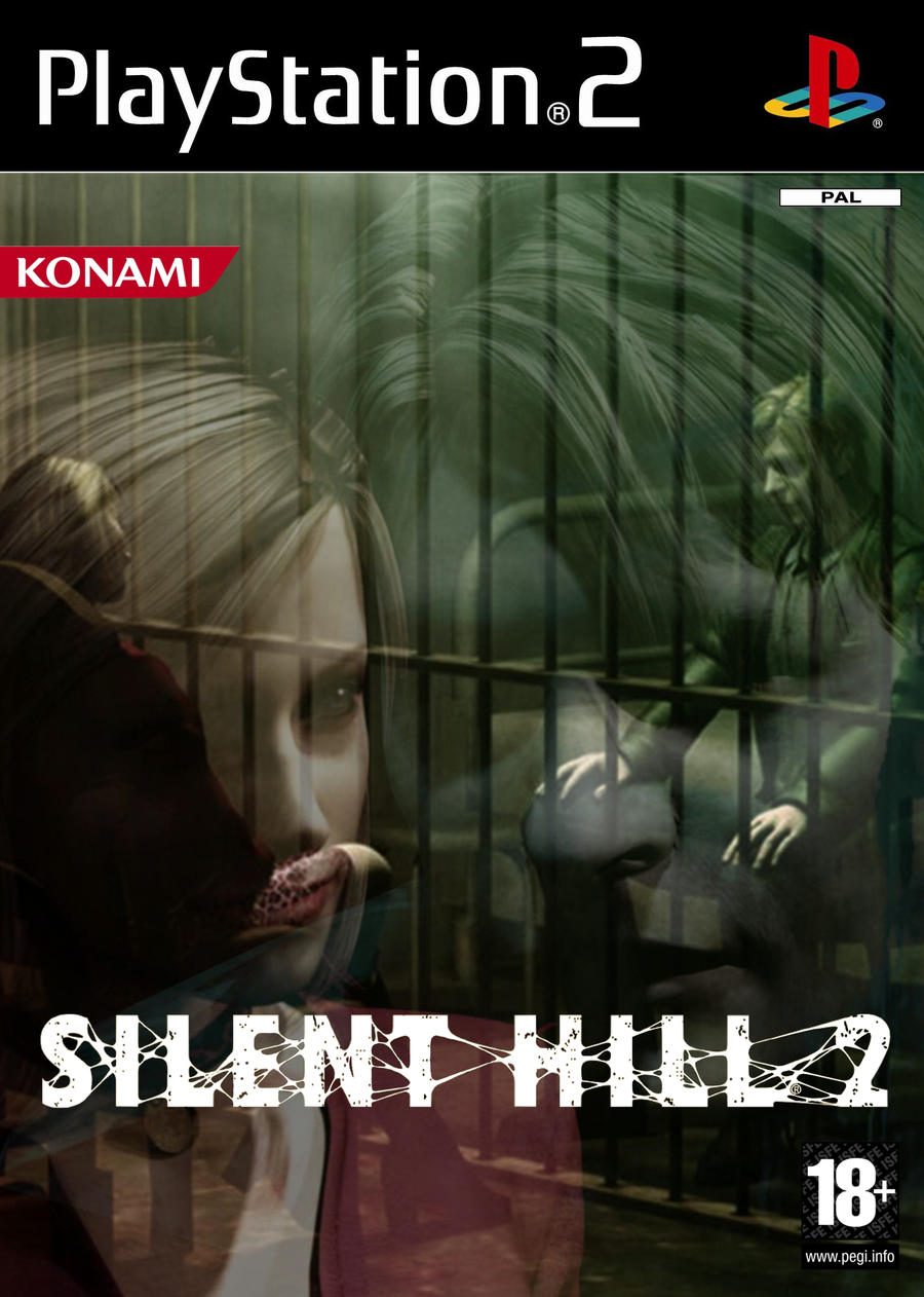 Silent Hill 2 Fan Cover By Yaminodensetsu On Deviantart
