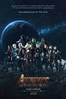 Avengers: Infinity War Poster (FAN MADE) by TLDesignn