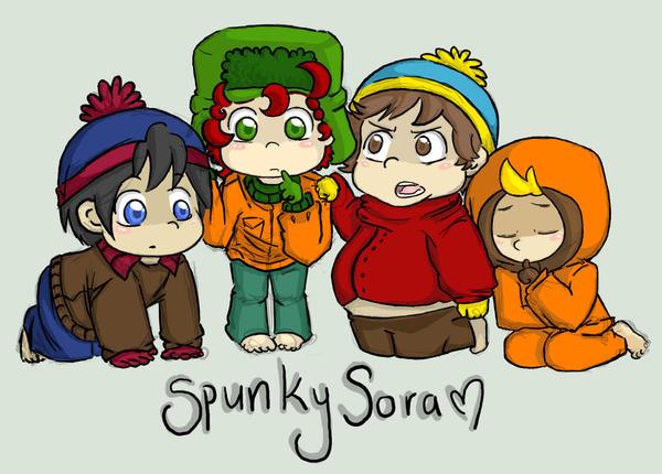 South Park Chibi ID by Spunky-Sora