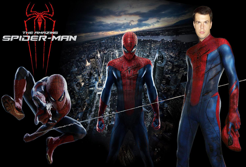 The Amazing Spider Man 2012 Remake Wallpaper 001 By Super Tybone82 On Deviantart