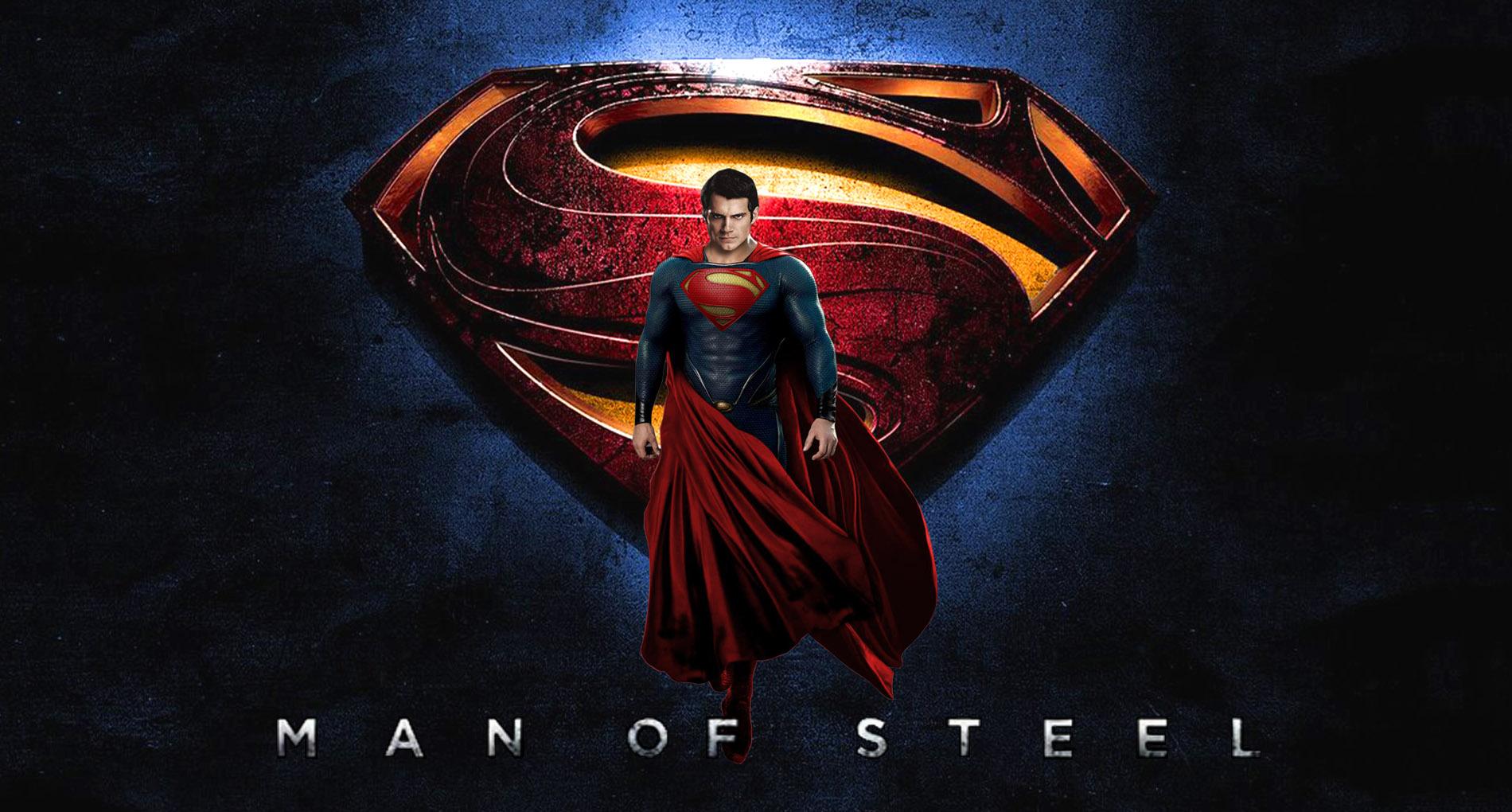 Superman man of steel wallpaper hd 002 by super tybone82 on deviantart - Wallpaper superman man of steel ...