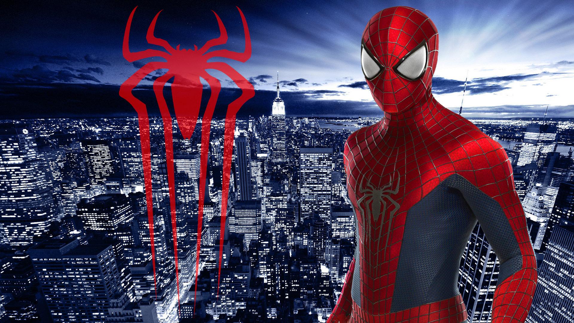 Spider-Man (from TAS2)-Wallpaper-HD-002 by Super-TyBone82 ...