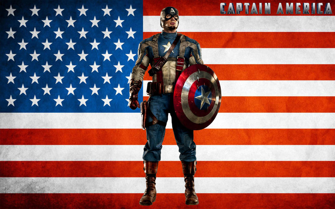 Captain America The First Avenger Wallpaperhd 001 By Super