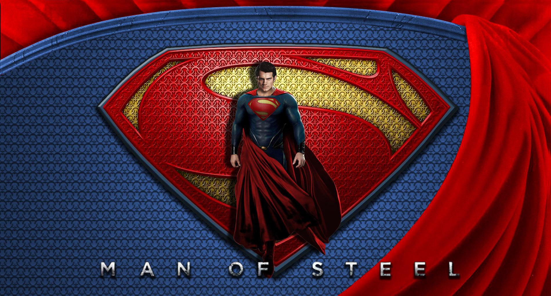 Superman man of steel wallpaper hd 004 by super tybone82 on deviantart - Wallpaper superman man of steel ...