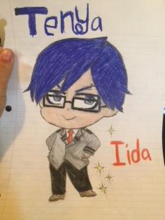 Tenya Iida My Hero Academia By Animelover917 On Deviantart