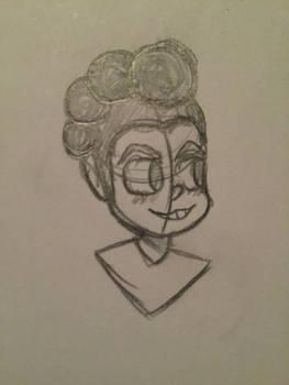 Mineta doodle #2