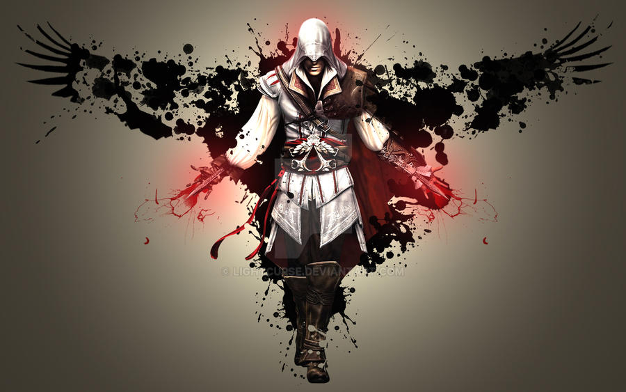 Ezio by LightCurse