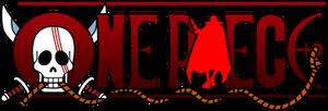 One Piece Logo (Shanks)