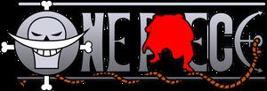 One Piece Logo (Whitebeard)