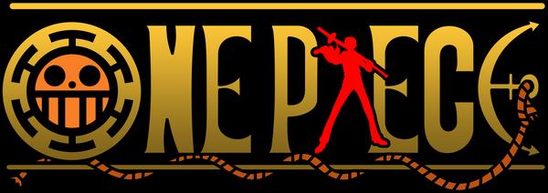 One Piece Logo (Trafalgar Law)