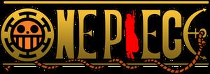 One Piece Logo (Trafalgar Law) Post-Timeskip 2Y