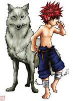 Bardo and Fang by Koboshimaru