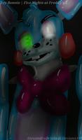 FNAF 2   Toy Bonnie