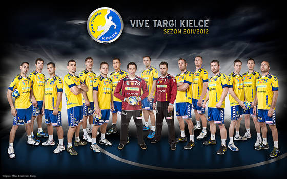 Vive Targi Kielce New Season