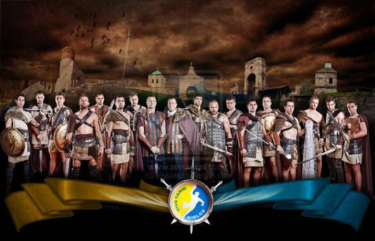 Vive Targi Kielce 2012 Wojownicy Swietokrzyscy