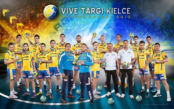 KS Vive Targi Kielce 2012/2013 II