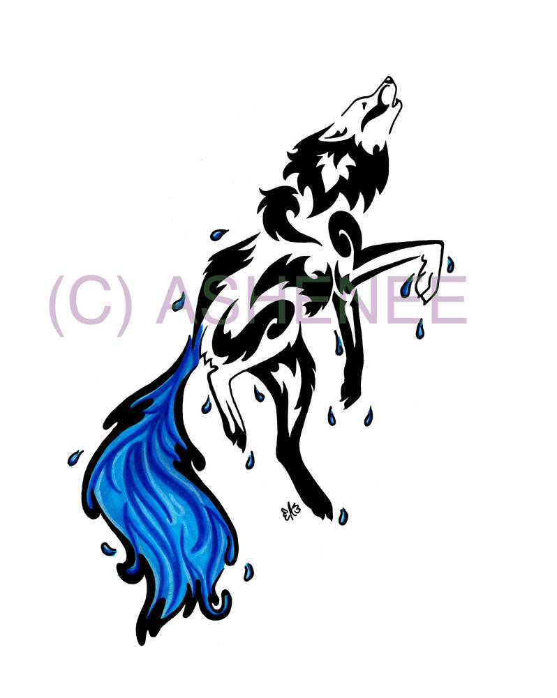 ::water tribal:: by Ashenee