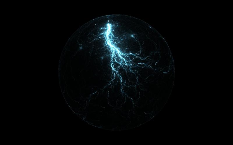 lightning orb by tobaal