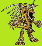 SkullGreymon X3 by Mototuku