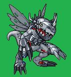 AndroGreymon aka MetalGreymon X2 by Mototuku