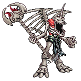 Skullgreymon X2S (Skull-Scorpiomon) by Mototuku