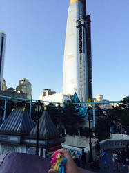 PotW (Lotte Tower) by loliamapie