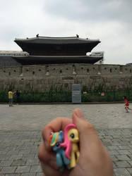 Dongdaemun Gate (PotW Entry) by loliamapie