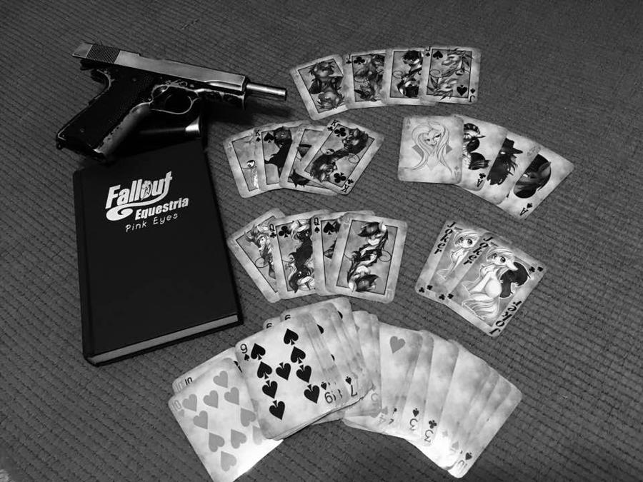 FoE Playing Cards by loliamapie
