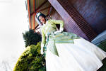 The Princess has Arrived! - Princess Tiana Cosplay by PrwincessQwin