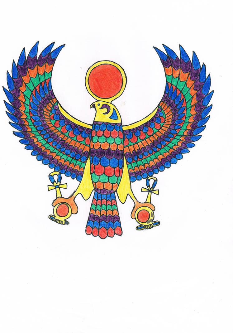 Egyptian god ra in colour by an1mefreakz on deviantart egyptian god ra in colour by an1mefreakz buycottarizona