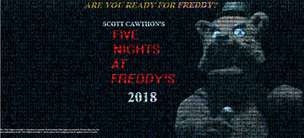 Five nights at freddy s movie teaser by big z 2015 on deviantart