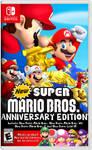 New Super Mario Bros. Anniversary (Boxart Mock-up)
