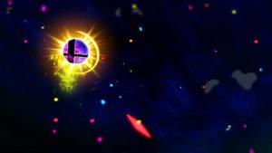 Smash Ball - Smash Bros. Ultimate Wallpaper