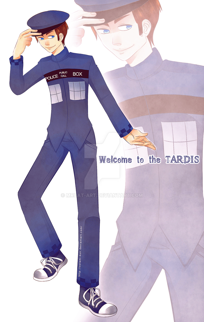 Welcome to the TARDIS ! by Ootani-kun